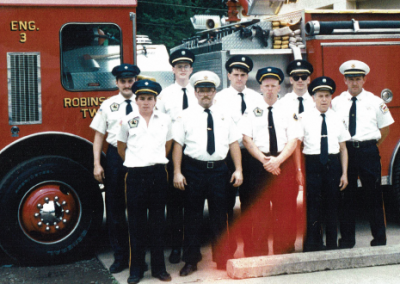 Fire-Members-Past-11-1991-Memorial-Day-Parade-Group