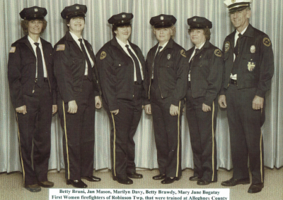 Fire-Members-Past-6-First-Trained-Lady-Members-1976