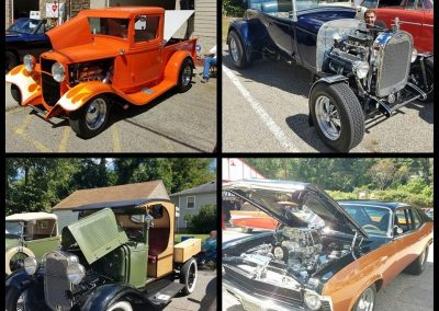 Car Show Collage